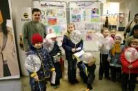 В Северодвинске подвели итоги конкурса детского рисунка