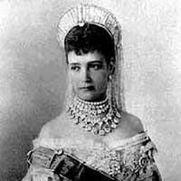 Датская принцесса Дагмара, после принятия православия