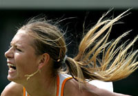 Шарапова начинает поход к австралийской теннисной вершине