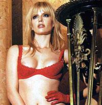 Анна Чурина в журнале Playboy