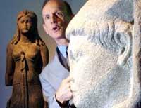 Франк Годдио самый удачливый из подводных археологов