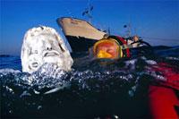 Находки из подводного царства Клеопатры