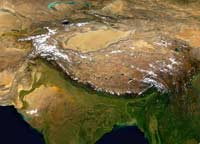 Гималаи рождались в спешке