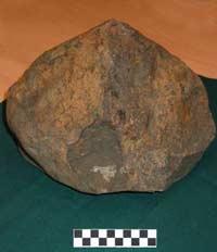 В Алтайском крае упал крупный метеорит