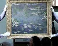 Картина Клода Моне из серии