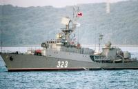 Подшефный боевой корабль Нарьян-Мара отметил 16-летие