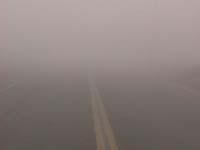 Правила безопасной езды во время тумана