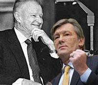 Семья Бжезинских повторяет на Украине российский октябрь 1993-го
