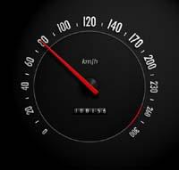 Езда с постоянной скоростью