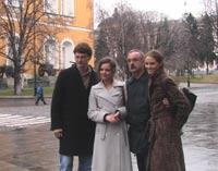 За стенами Кремля кипели страсти и рождались дети