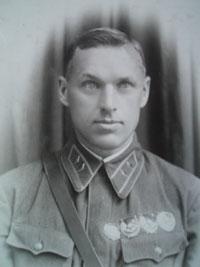 Константин Рокоссовский (фото из семейного архива)