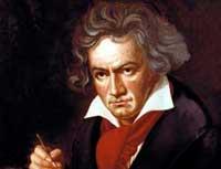 Вино из свинцовых рюмок довело Бетховена до смерти