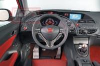 Honda Civic Type R: для тех, кто любит «погорячее»