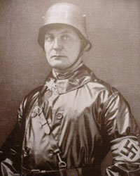 В годы Первой мировой войны Геринг стал известным летчиком