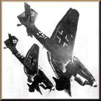 Самолеты Люфтваффе