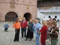 В Спасо-Евфимиевом монастыре, где томился пророк Авель