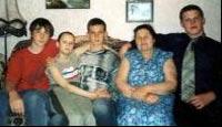 Муж расстрелял жену и детей как диких кабанов