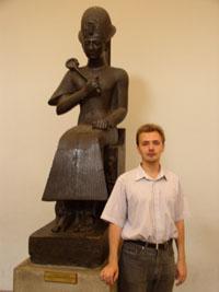 У престола Рамсеса II. Турин, Египетский музей