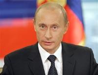 Путин предложил Бельгии построить газохранилище