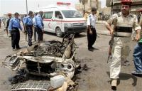 В иракской Басре на автозаправке произошел теракт