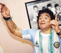 «Божья рука» Марадоны не отсохла 20 лет спустя