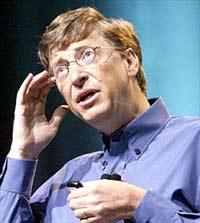 Билл Гейтс посодействует в подключении российских школ к