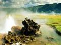 У побережья Камчатки в районе мыса Африка терпит бедствие