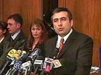 Саакашвили хочет подружиться с Россией