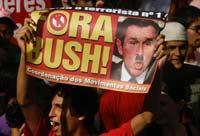 Спирт для Буша вместо хлеба для населения?