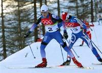 Безжалостный жребий свёл российских лыжников в один забег