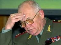 Скончался экс-министр обороны маршал Сергеев