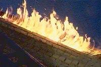 Сгоревшее здание Одесской прокуратуры было из камыша?
