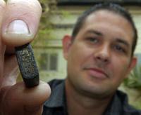 Британец горько пожалел, что нашел кольцо фараона