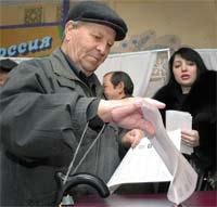 Региональные выборы: фавориты и неудачники