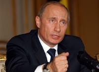 Путин: рыночные цены на газ для Украины – не роскошь