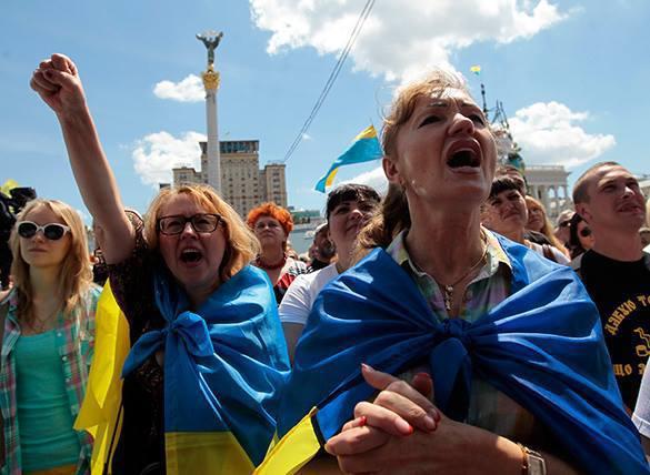 Картинки по запросу киевлянка майдан