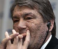 Ющенко на два дня отменил указ о роспуске Рады
