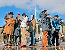 Что не нравится иностранцам в России?