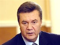 Янукович признал Украину не готовой к членству в ЕС
