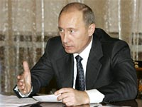 Путин верит в способность народа выявить болтунов