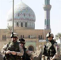 Оценка за Ирак – неуд