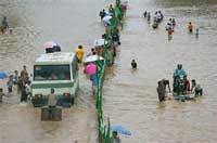 В Индонезии ищут пропавшего при наводнении россиянина Виталия