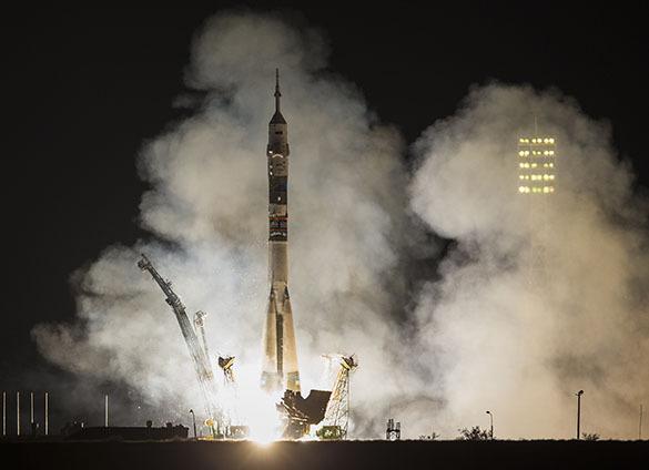 Россия запустила в космос последний в истории