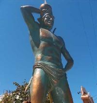 Остров Родос: сидел ли античный Колосс на шпагате?. Остров Родос: сидел ли античный Колосс на шпагате?