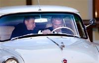 Путин и Буш обсудили по телефону иранскую ядерную проблему