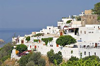 Остров Родос: сидел ли античный Колосс на шпагате?