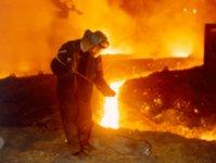 Как опускалась сталь