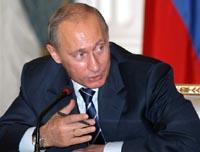 Незапланированный визит Путина на первое заседание парламента