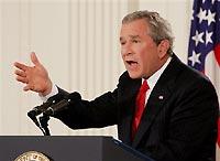 Буш пропустил удар от собственной разведки