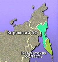 Камчатку пугает объединение с Корякией